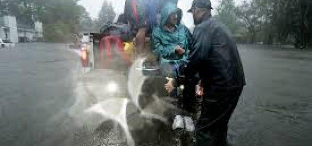 Las graves y duraderas inundaciones de la parte central de Estados Unidos