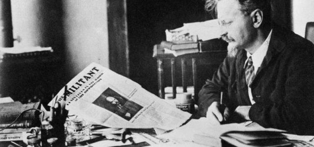 El 20 de agosto de 1940 fue asesinado León Trotsky