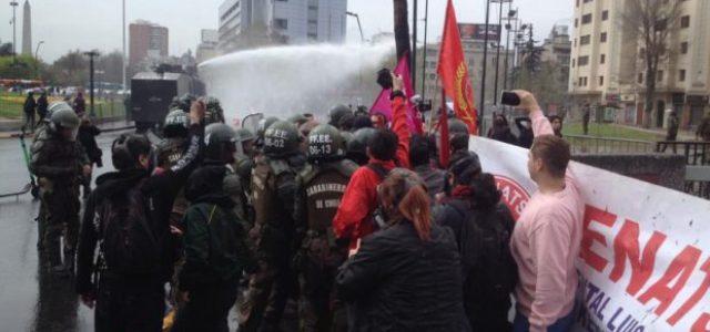 El 5 de septiembre la protesta social saltó de la vereda a las calles