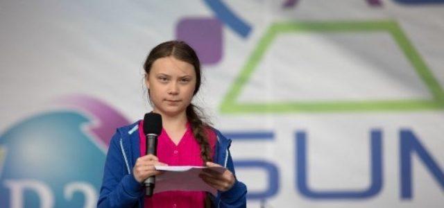 El odio a Greta después de hablar en la ONU
