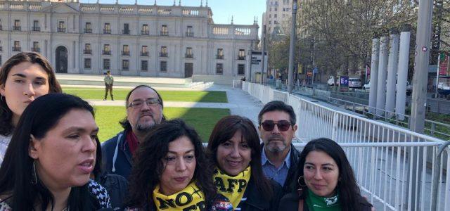 Unidad Social Convoca a Protesta Nacional para el próximo jueves 5 de septiembre.