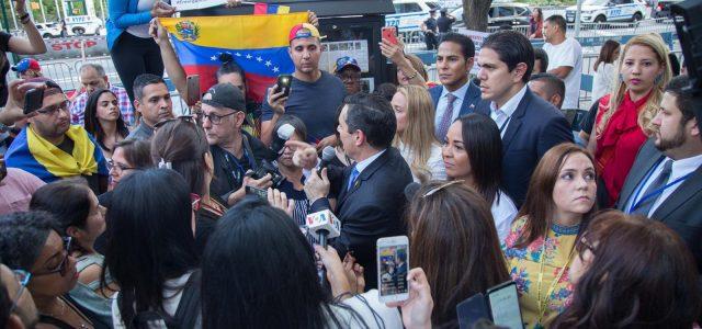74 Asamblea General de la ONU: La simulación diplomática de la derecha venezolana en Nueva York.  Por Marco Teruggi