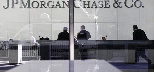 JPMorgan Chase acusado de manipular el oro y la plata como vulgar «crimen organizado»