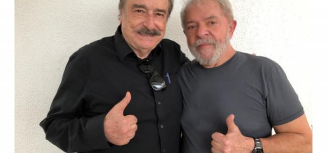 Cien minutos en la cárcel con Lula. Por Ignacio Ramonet.