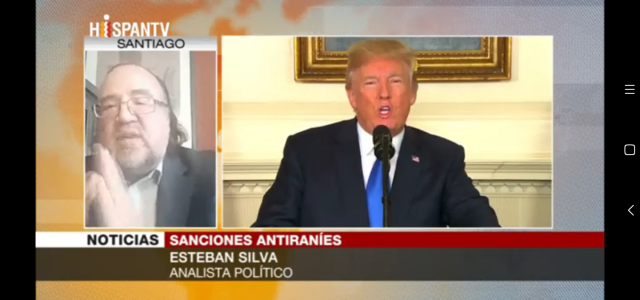 EEUU escala agresión con nuevas sanciones contra Irán. Análisis en Hispantv