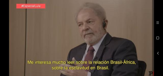 Entrevista a Lula desde la cárcel. Por Página 12 de Argentina.