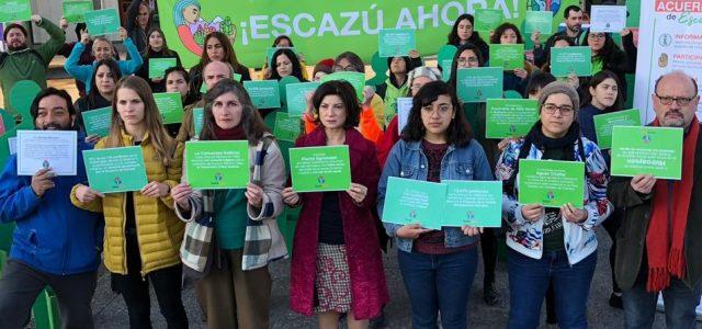 """Derechos humanos y Medio Ambiente: Chile es sede de """"Cambio Climático"""" y gobierno se niega a firmar acuerdo de ESCAZÚ"""