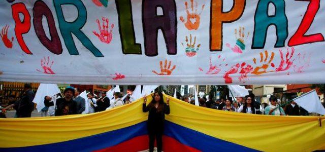 Colombia entre la paz y la barbarie