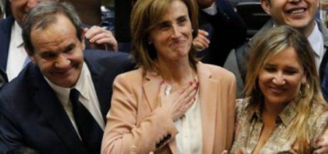 Cámara de Diputados rechaza acusación constitucional contra ministra Cubillos.