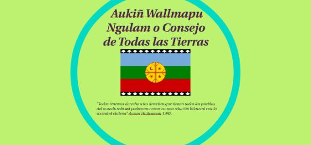 SOLIDARIDAD MAPUCHE A LA LUCHA DE LOS PUEBLOS INDIGENAS DEL ECUADOR