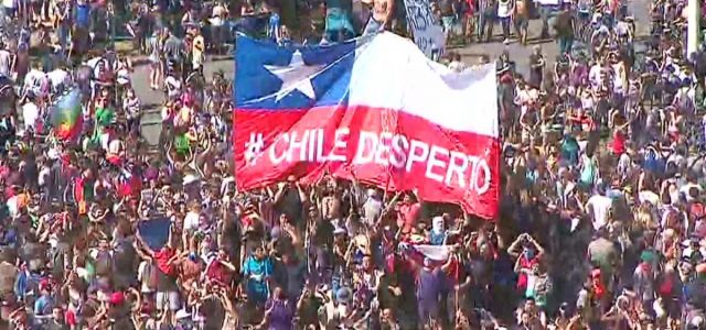 Vídeo – Chile despertó