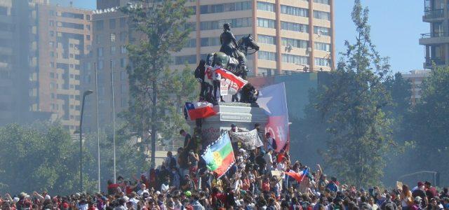 Chile vive nueva jornada de manifestaciones
