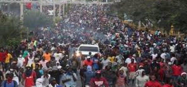 Haiti – Una crisis descrita como sin precedentes