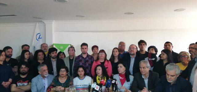 UNIDAD SOCIAL del pueblo chileno convoca a Huelga General Nacional para el 23 y 24 de octubre y exige: Fin al estado de emergencia y Asamblea Constituyente.