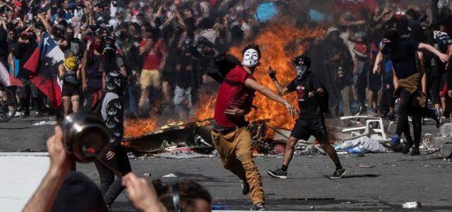 Chile – Crónica de la revuelta