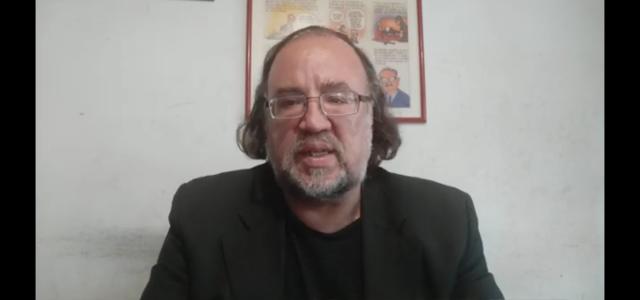 Esteban Silva de Chile Mejor Sin TLC: «Aún es tiempo de rechazar el TPP-11 en el Senado».
