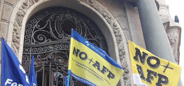NO+AFP convoca a marchar este domingo con énfasis en aclarar propiedad de fondos previsionales