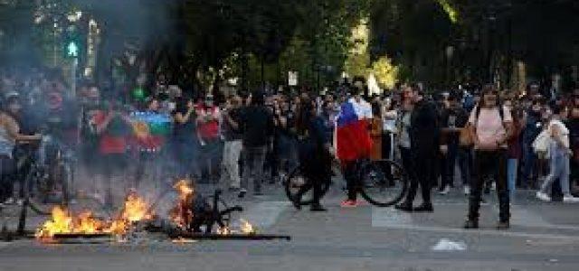 ¿Estamos viviendo un proceso revolucionario o mera agitación social?