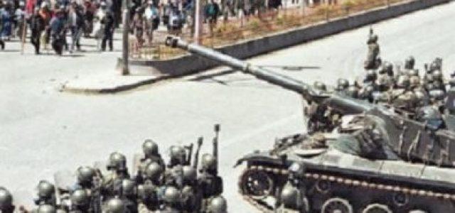 Bolivia, 8 de octubre de 2003: la «Guerra del Gas» y la caída del neoliberalismo de Sánchez de Losada