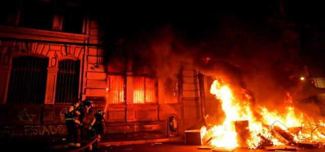 OPINIÓN: Ahora Chile en protesta