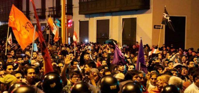 Perú, Para entender el conflicto: La espiral de la crisis política Por:  Aida García Naranjo Morales*