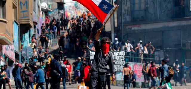 Chile Despertó: Huelga General 23 y 24 de octubre