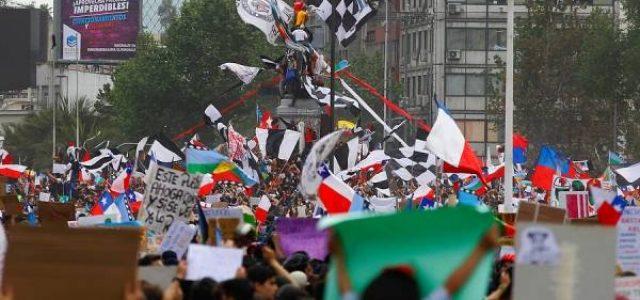 ECOCÉANOS: «Cancelación de APEC y COP25 es la primera derrota diplomática al régimen represor de Piñera»