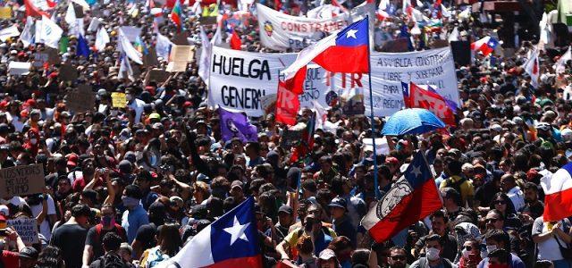 Avanzamos a la Huelga General para la Asamblea Constituyente