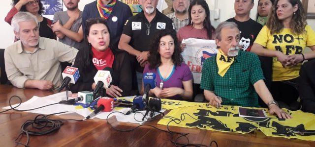 Unidad Social rechaza «Acuerdo de Paz y Nueva Constitución».Que la AC sea una necesidad transversal solo puede entenderse como fruto de la movilización popular.
