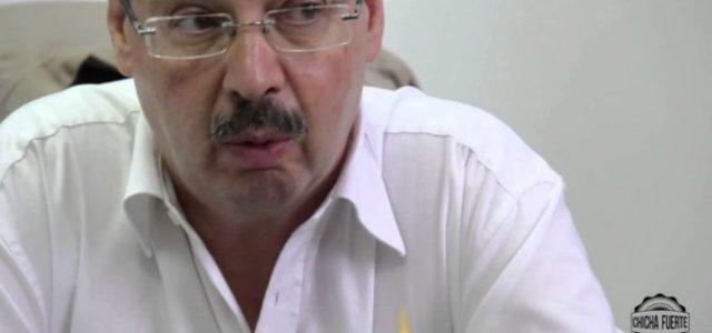 """MARCOS ROITMAN: """"PIÑERA HA TRASPASADO LA CONSTITUCIÓN DE PINOCHET, OTORGANDO PODERES PARA REPRIMIR"""""""