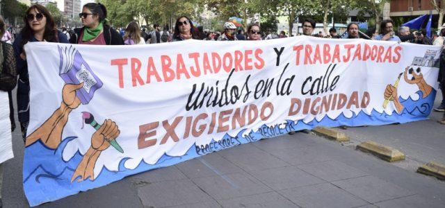 HUELGA GENERAL 12 DE NOVIEMBRE: AQUÍ EL INSTRUCTIVO, CONVOCATORIA Y PETITORIO DEL PUEBLO DE CHILE