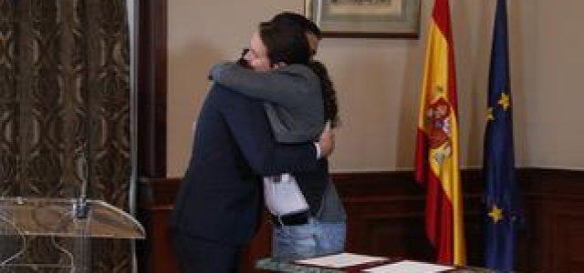 Estado español – Preacuerdo PSOE-UP