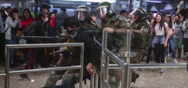 Comentarios sobre la generalización de la protesta en Chile. De la evasión a la rebelión