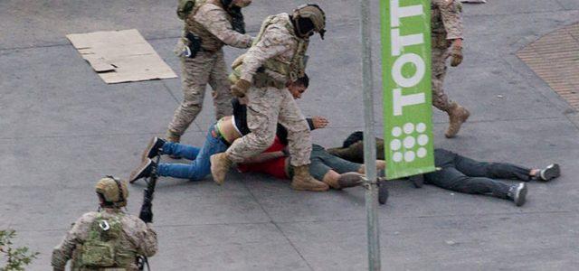 Exención de responsabilidad penal y sacar militares sin acudir a estado de excepción: Los motivos de Piñera para presentar el proyecto que permitiría a militares proteger infraestructuras críticas