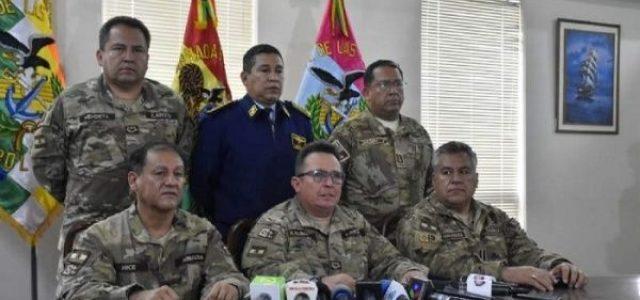 Bolivia: Presidente Evo Morales es destituido de su cargo por un golpe de estado respaldado por EEUU