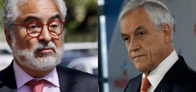 """""""Acusan a mi defendido como si él fuera el que preside el gobierno"""": Hermosilla complica a Piñera en su defensa de Chadwick"""
