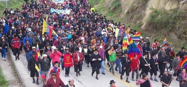 ¿Qué ocurrió en Ecuador?