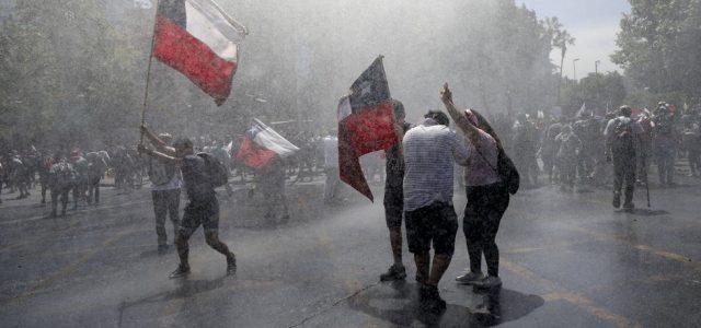 El «reventón social» en Chile: una mirada histórica