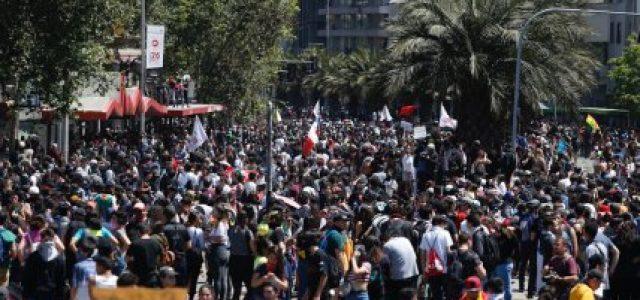 Concepción: El 93% de los y las habitantes de la ciudad está a favor las protestas