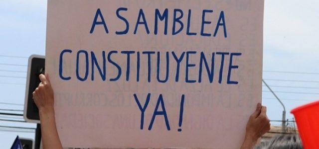 EL PROCESO CONSTITUYENTE Y LA NUEVA INSTITUCIONALIDAD