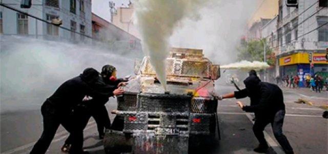 Chile: cómo se dañó la fiesta