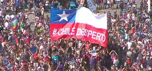 Un explosivo 2019 en Chile