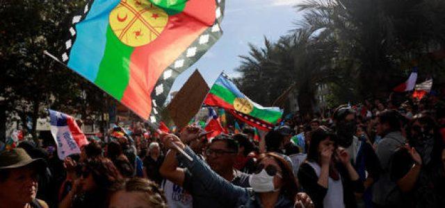 """""""En Chile necesitamos una nueva fuerza política, una fuerza de los trabajadores"""""""