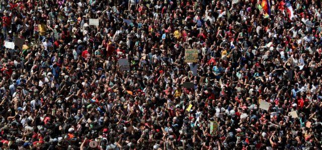 La lucha de clases en el estallido social