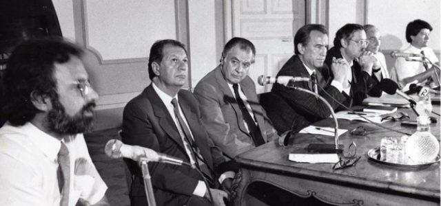Profunda derechización concertacionista: 1989-2019