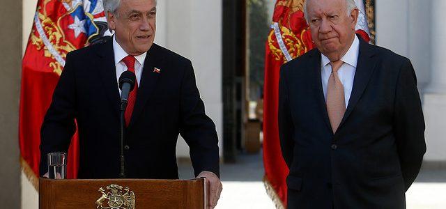 """Ricardo Lagos por proyecto de Piñera para sacar militares: """"Hay cosas que tienen que hacerse y no decirse"""""""
