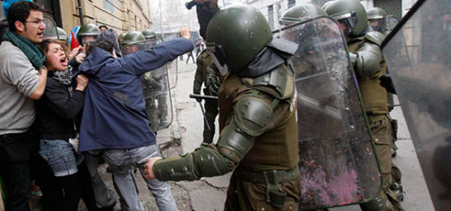 En Chile se violan sistemáticamente los derechos humanos