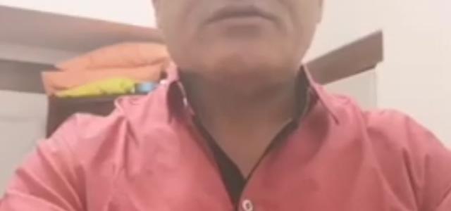 BOLIVIA: Solidaridad con el pueblo boliviano perseguido en dictadura. Habla Hugo Moldiz desde la embajada de México en la Paz a quién la dictadura niega el salvoconducto para salir asilado hacia México.