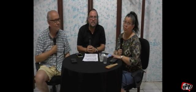 Análisis del 2019 a nivel internacional y de Chile. Esteban Silva invitado al Programa Verdadera Justicia de TV 8 de Peñalolén.