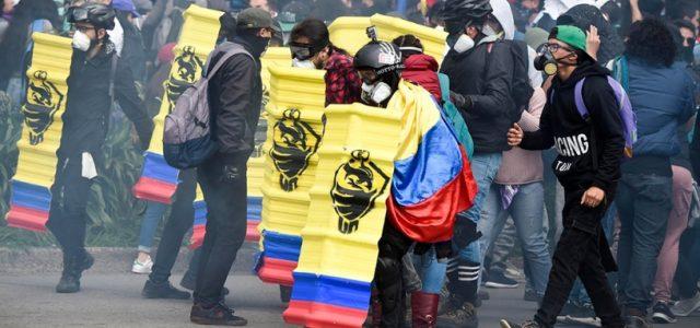 Colombia – 21N                      Una explosión social sin precedentes: balance y retos